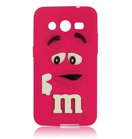 Samsung Galaxy Core 2  M&M Rose