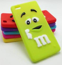 Huawei P8 Lite M&M Groen