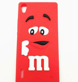 Huawei Ascend P7  M&M Rood