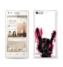 Huawei Ascend G6  Hand