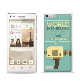 Huawei Ascend G6 Let's go Travel