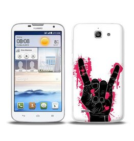 Huawei Ascend G730  Hand