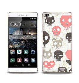 Huawei Ascend P8 Skulls