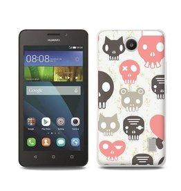 Huawei Ascend Y635 Skulls