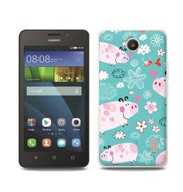 Huawei Ascend Y635 Varkentjes