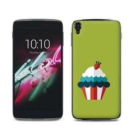 Alcatel One Touch Idol 3  Cup Cake