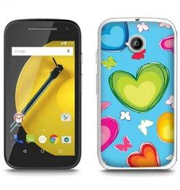 Motorola Moto E2 Hartjes