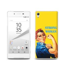 Sony Xperia Z5 Strong Woman