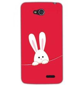 LG Optimus L90 White Bunny