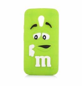 Motorola Moto G2  M&M Groen