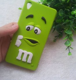 Sony Xperia Z3  M&M Groen