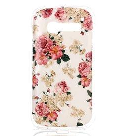 Alcatel Pop C5 bloemen