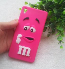 Sony Xperia Z3 M&M Rose