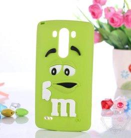 LG Optimus G3 M&M Groen