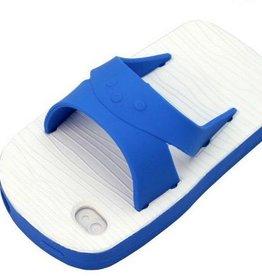 Iphone 4(S)  Badslipper Blauw
