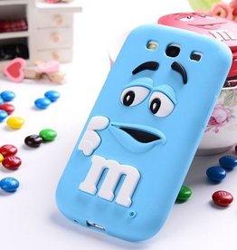 Samsung Galaxy J7-2015 M&M Blauw