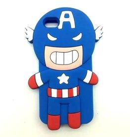 Iphone 5(S) en 5C  Captain America