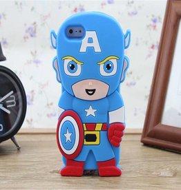 Iphone 4(S) Superhelden Captain America