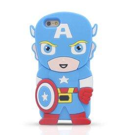 Iphone 6  Superheld Captain America