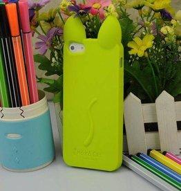 Iphone 4(S) Koko Kat Groen