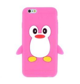 Iphone 6 Soft  Pinquin Rose