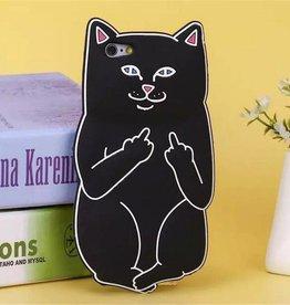Iphone 6  Zwarte Kat