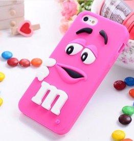 Iphone 5 (S) M&M  Rose