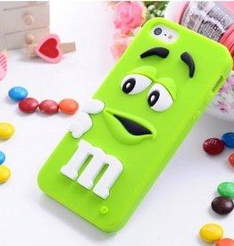 Iphone 5 (S) M&M groen
