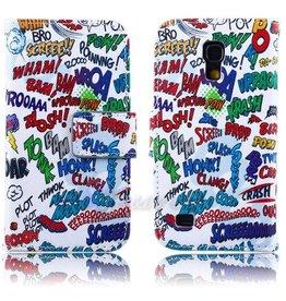 Samsung Galaxy S4 mini PU Leren BAM