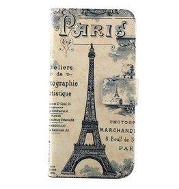 Samsung Galaxy S4 mini Wallet Parijs