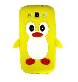 Samsung Galaxy S3 Pinquin Geel