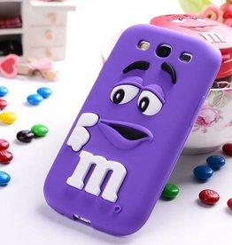 Samsung Galaxy S3 M&M Paars