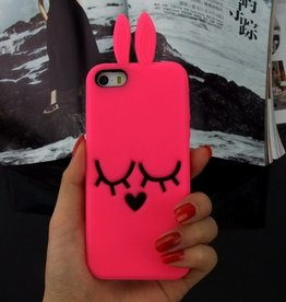 Iphone 4(S)  Bunny Rose