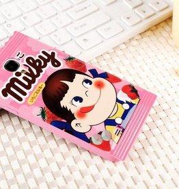 Samsung Galaxy S4 Milky pink