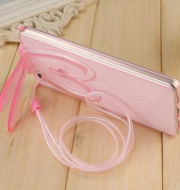 Iphone 5 (S)  bunny Rose