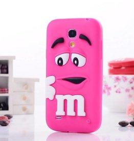 Samsung S4 Mini  M&M rose