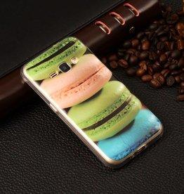 Samsung Galaxy J1 (2016) TPU hoesjes Macrons