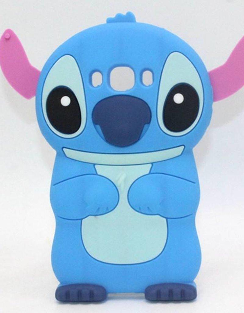 Samsung Galaxy J3 (2016) Stitch siliconen hoesje