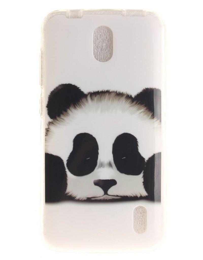 Huawei Ascend Y625 TPU hoesje Panda
