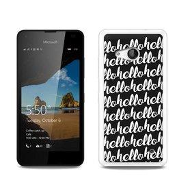 Microsoft Lumia 550 HELLO