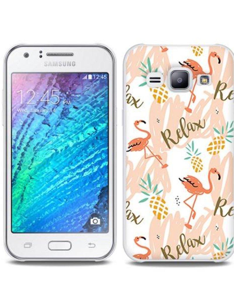 Samsung Galaxy J5 (2015)TPU Hoesje RELAX
