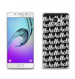 Samsung Galaxy A5 (2016) TPU Hoesje HELLO