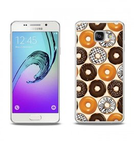 Samsung Galaxy A3 (2016) TPU Hoesje DONUT