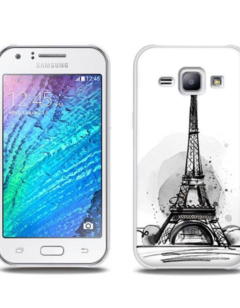 Samsung Galaxy Core 2 TPU Hoesje Parijs