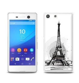 Sony Xperia M5 PARIJS Eiffeltoren