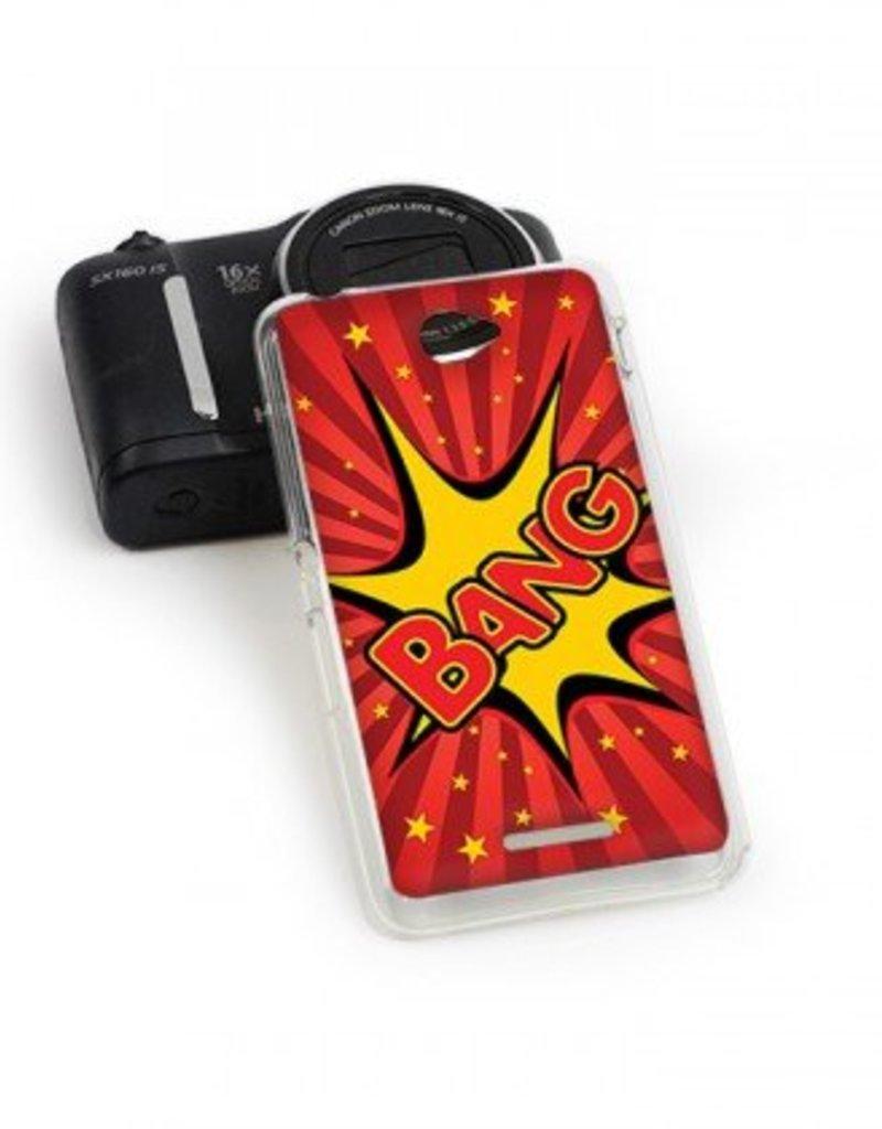 Sony Xperia E4 TPU Hoesje BANG