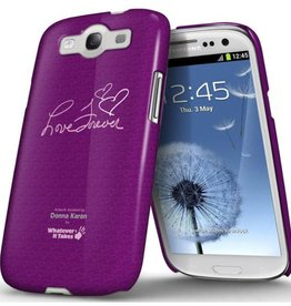 Whatever it takes Samsung i9300 Galaxy S3 Donna Karan