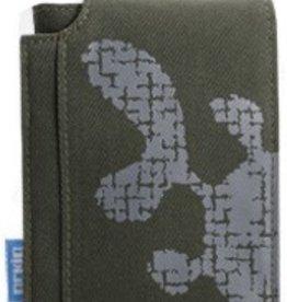 Orkio Orkio Smartphone bescherm tasje Bagz Noise Army Groen (Universeel)