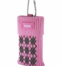 Bax Sox Beschermtas hoesje Caro Roze (universeel)