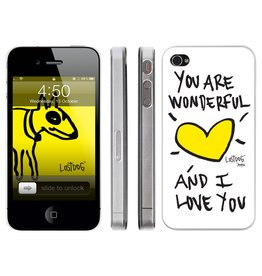 LostDog iPhone 4/4S Wonderfull Hart